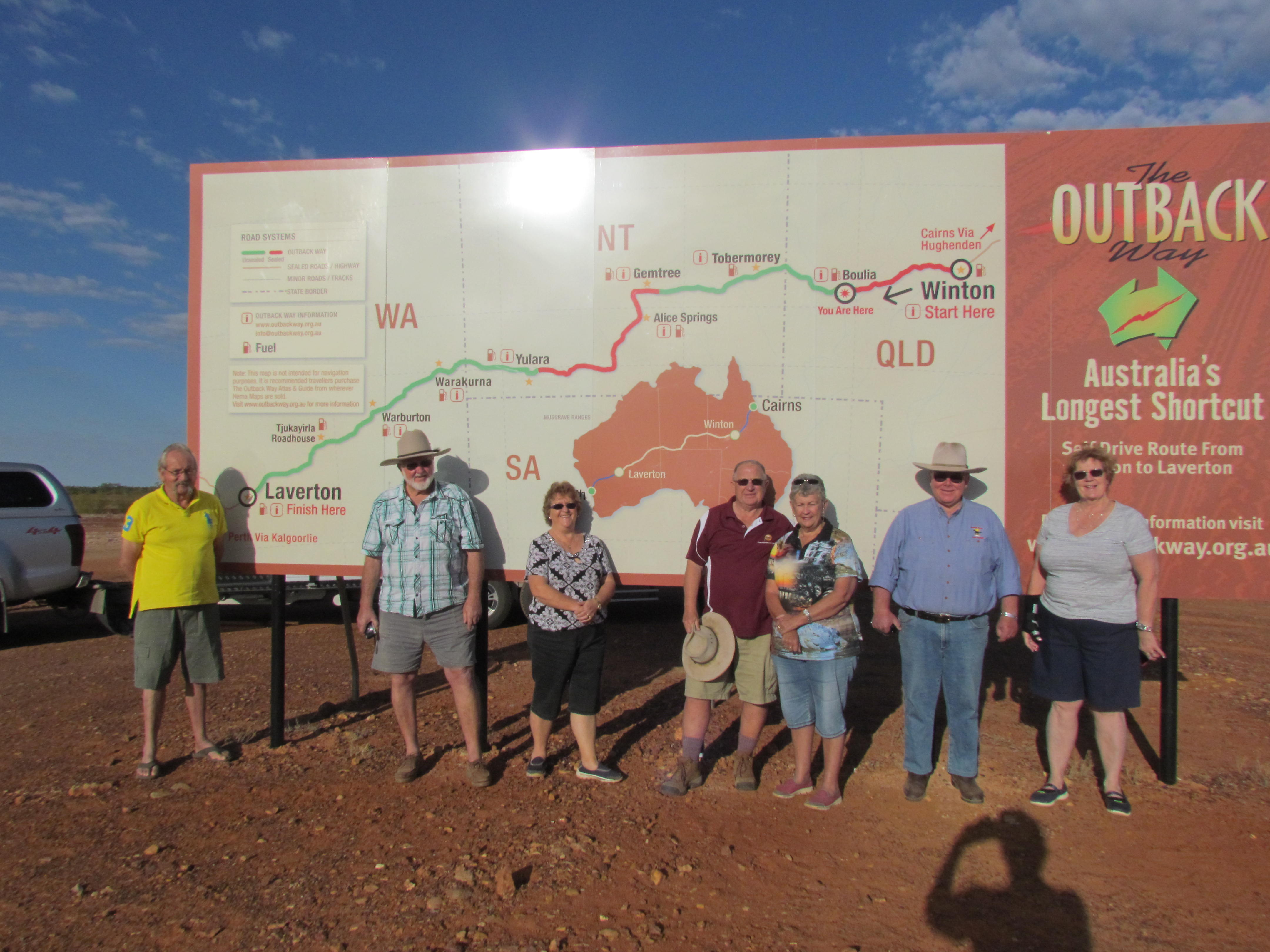 Outback Way Adventure
